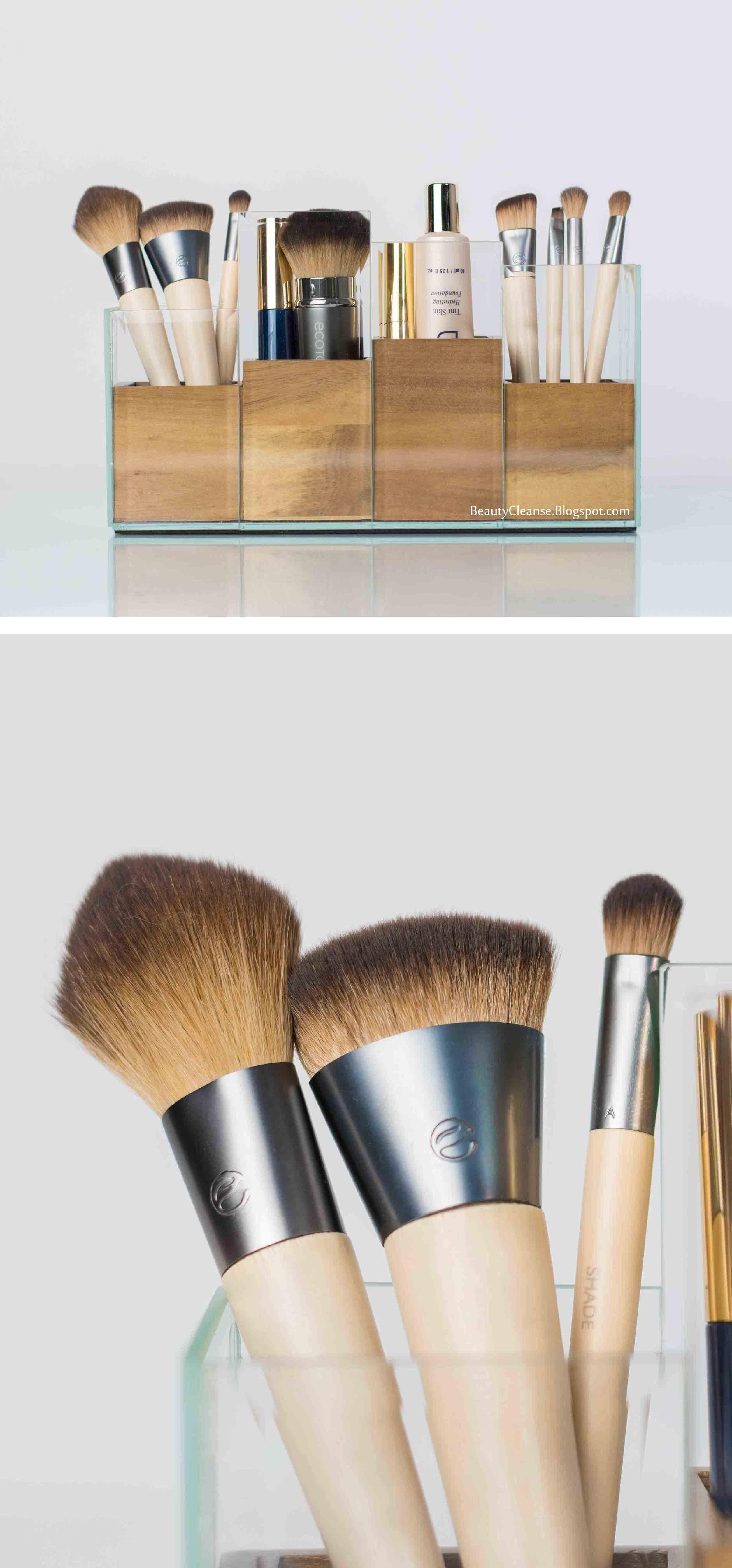 EcoTools' EnvironmentallyFriendly Makeup Brush Review