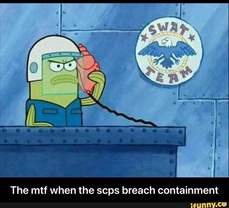 Pin on funny scp memes