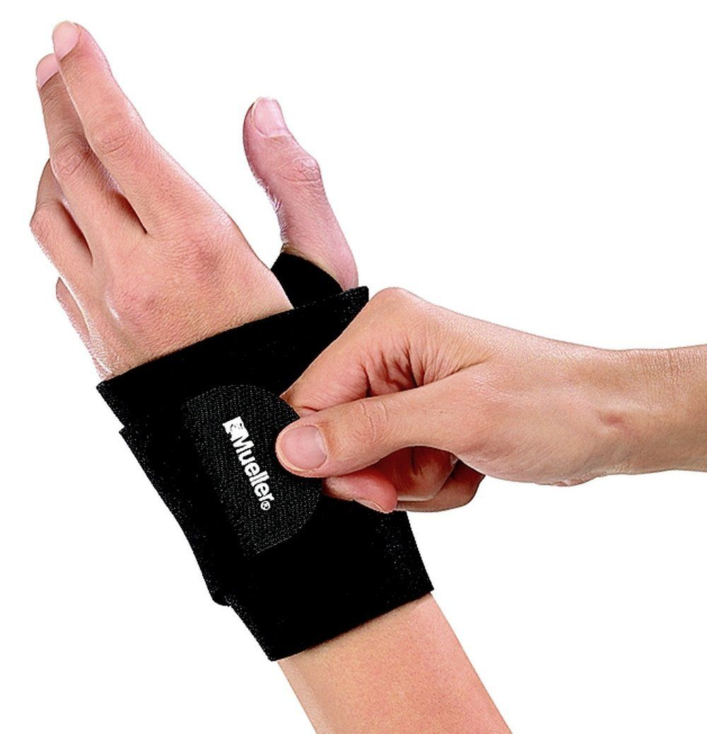 Mueller wrist support wrap 4505 read more reviews of