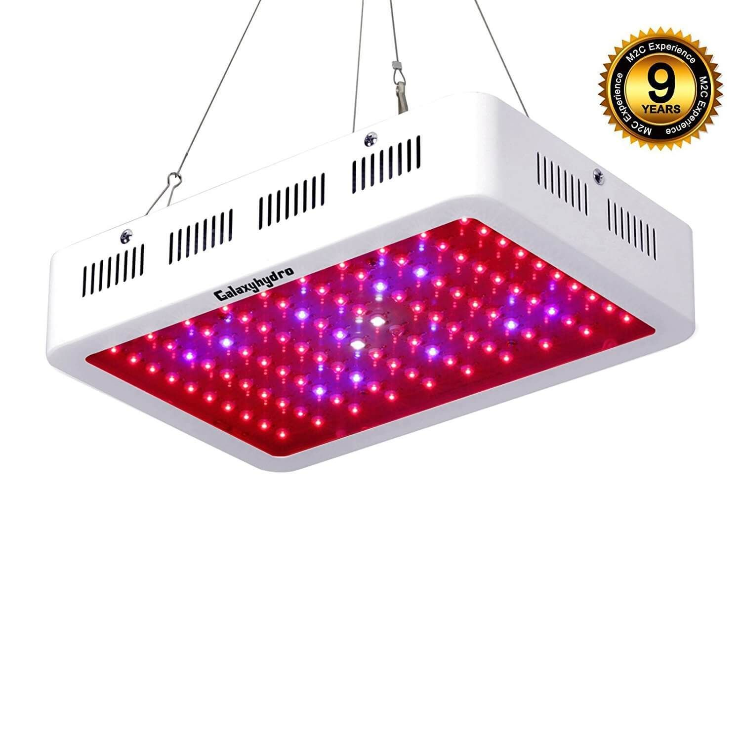dimmable indoor version levels plant com customerpicks for spectrum amazon light red ankace plants upgrade best led grow blue head with dual lights timing