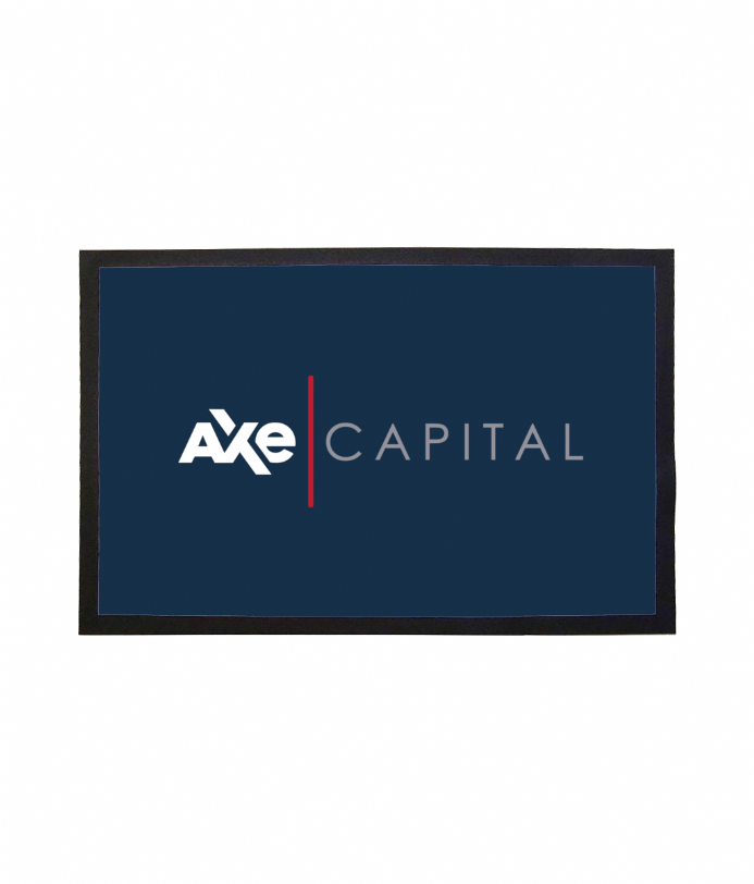 Axe Capital Mat Inspired by TV Show Series