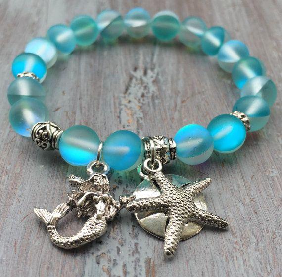Mermaid Bracelet Beaded By Intiez