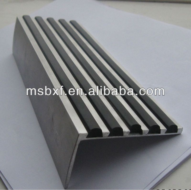 Aluminium Angle Corner Edge Nosing Step Stair Edging Trim