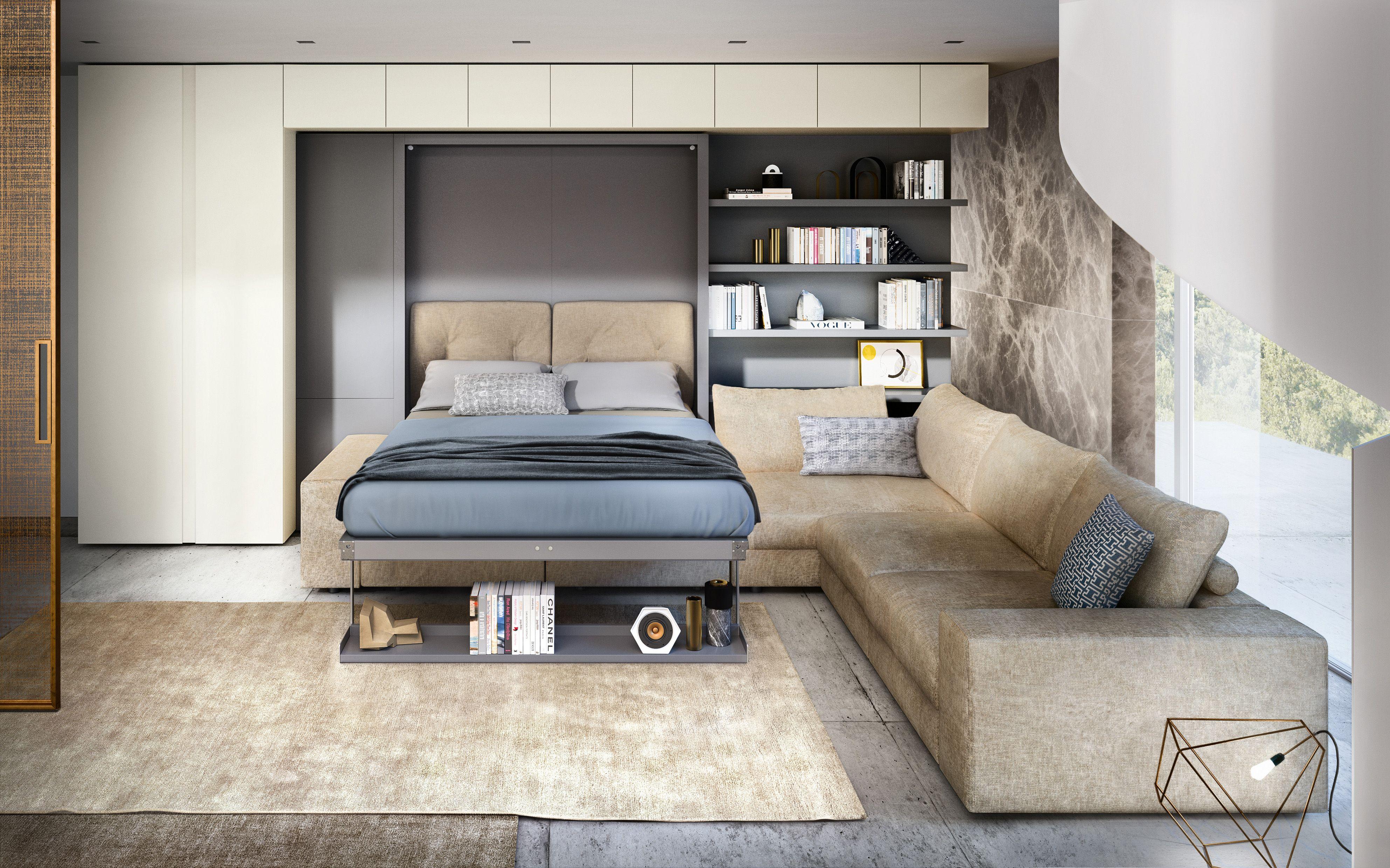 Clei U Verwandlungsmöbel Tango Clei Pinterest Bed Wall Bed