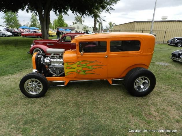 NSRA Western Street Rod Nationals | Hotrod Hotline