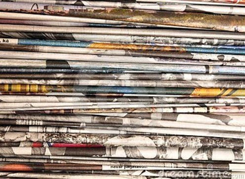 One pound of newspaper can be recycled to make 6 cereal boxes, 6 egg cartons or 2,000 sheets of writing paper.