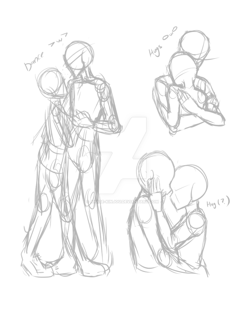 100 Satisfaction Tips Couple Pose Sketch Couple Pose