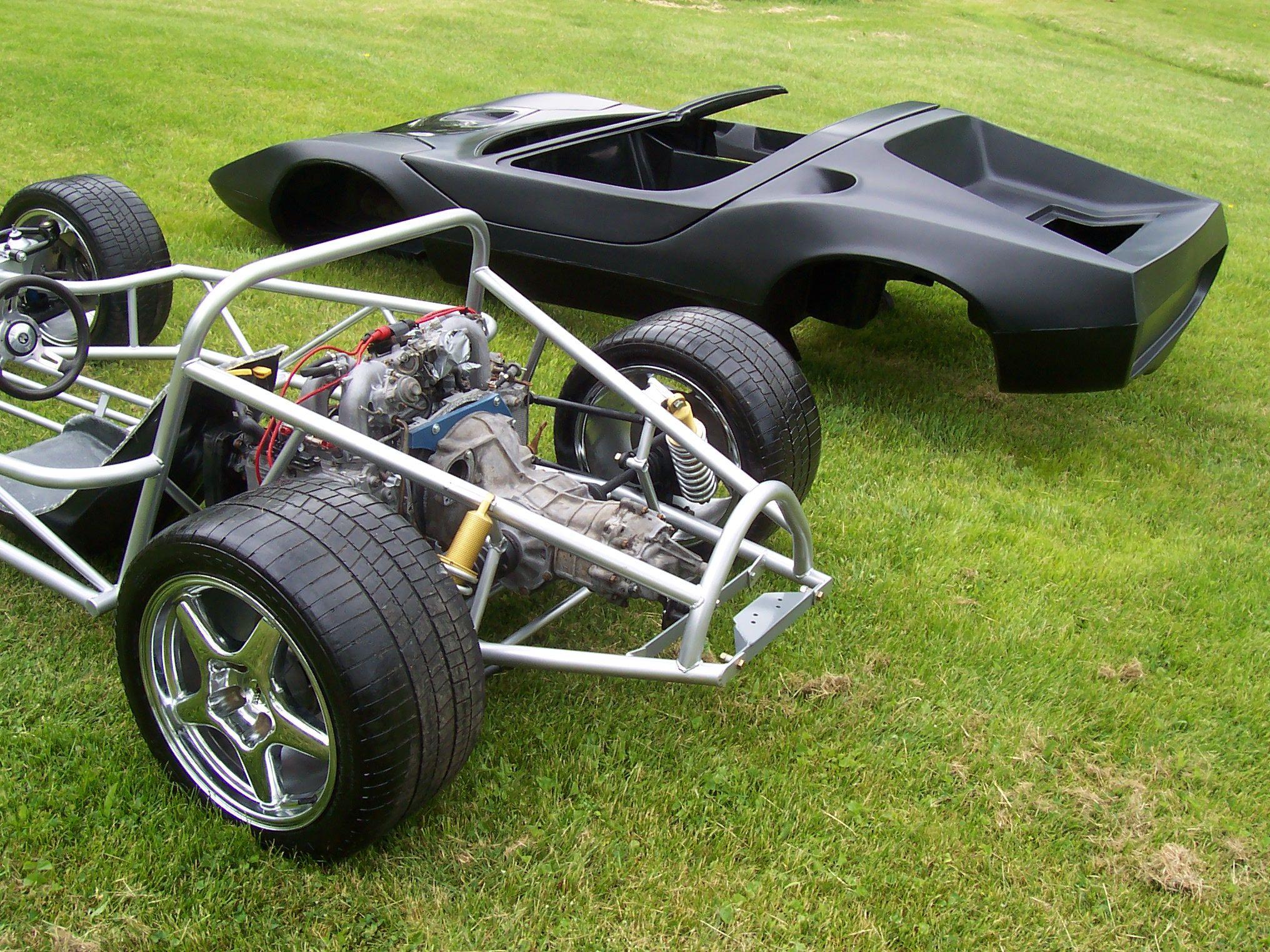 vw powered kit cars | Classic Kit Car: Sterling Sports Cars RX ...