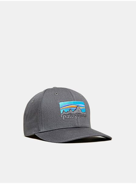 7884a9a32df01d Men's Gray 73 Logo Roger That Hat | Fresh Threads | Hats, Patagonia ...