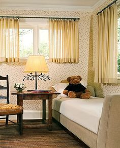 Window Treatments For High Wide Windows