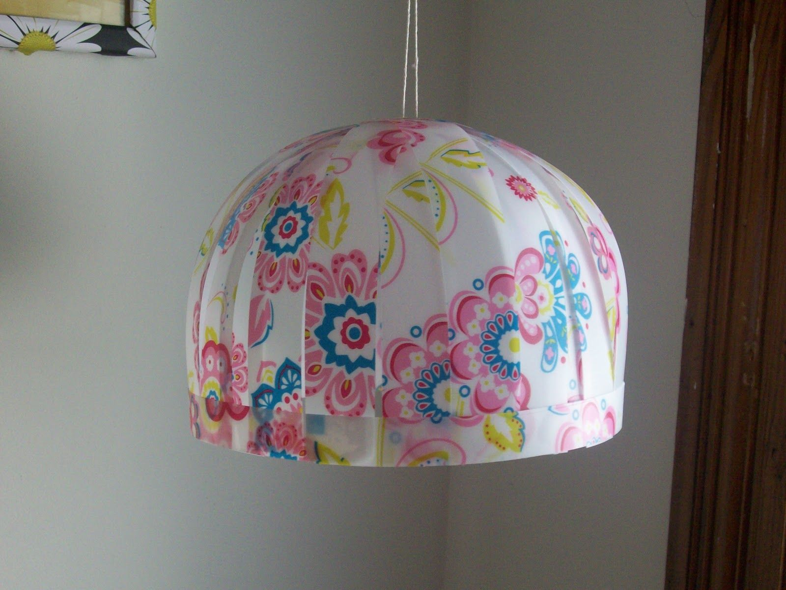 Awesome Cheap Pendant Light With Fabric Shade Fixtures Light