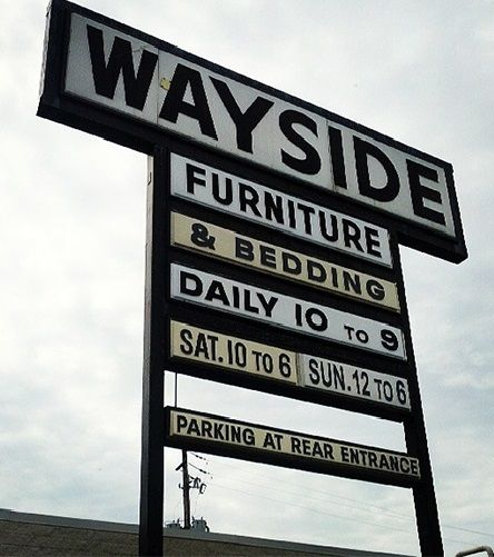Wayside Furniture In Akron, OH