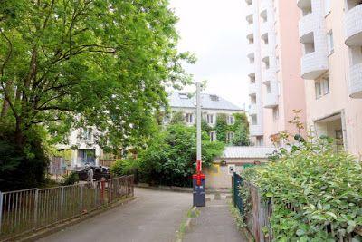 Paris : Cité Saint-Chaumont, hybridation urbaine et micmac administratif - XIXème   Paris la douce