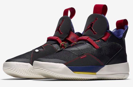3425d1b8d38446 Official Look At The Air Jordan 33 Tech Pack The Air Jordan 33 was  officially revealed