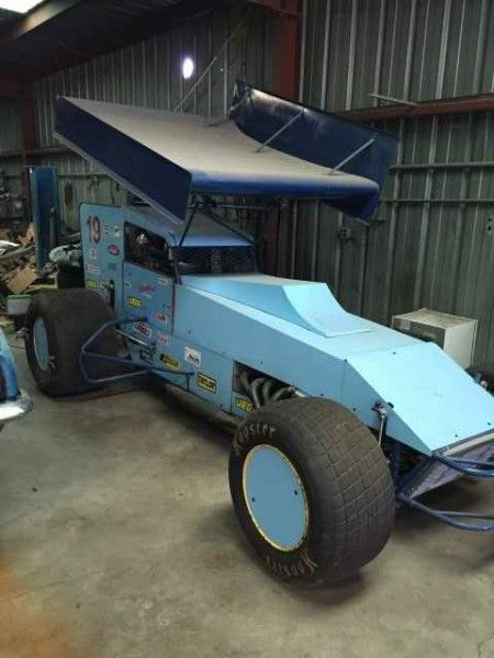 Wing Modified - Waco - Texas - Dirt Oval Track cars - Show Racing ...