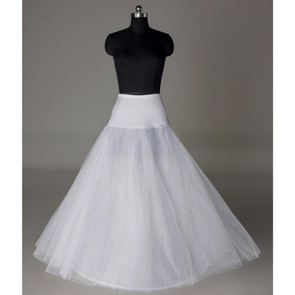 09431af300188 Long Crinoline A Line Petticoat | Products | Petticoat for wedding ...