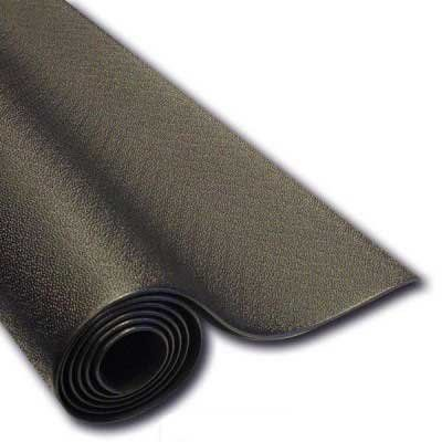 Ironcompany 3 X 65 X 14 Heavy Duty Vinyl Exercise Equipment Mat For Treadmills And Elliptical Trainers Treadmill Mat Workout Accessories No Equipment Workout