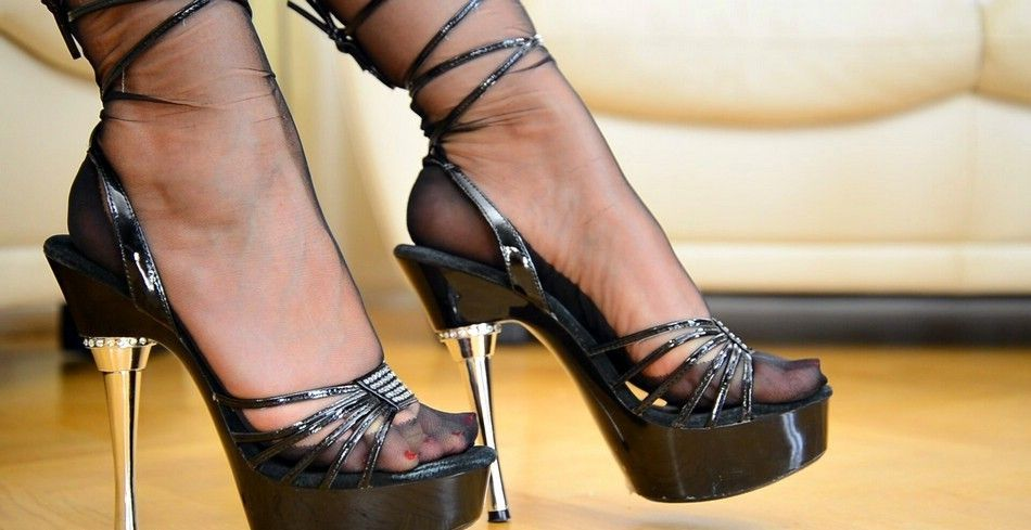 Sexy Shoes Lace