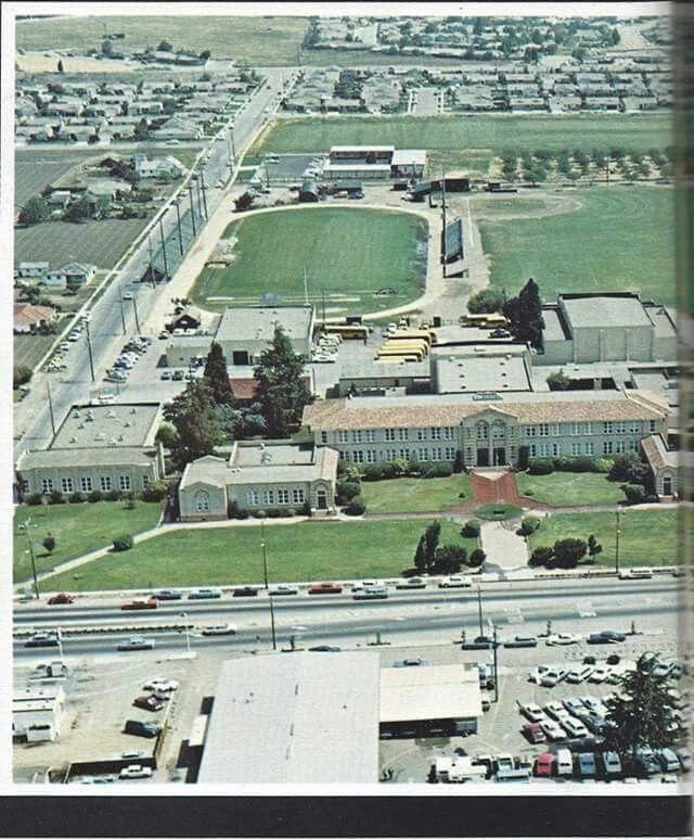 Washington High School 1970 Washington High School Fremont California Fremont