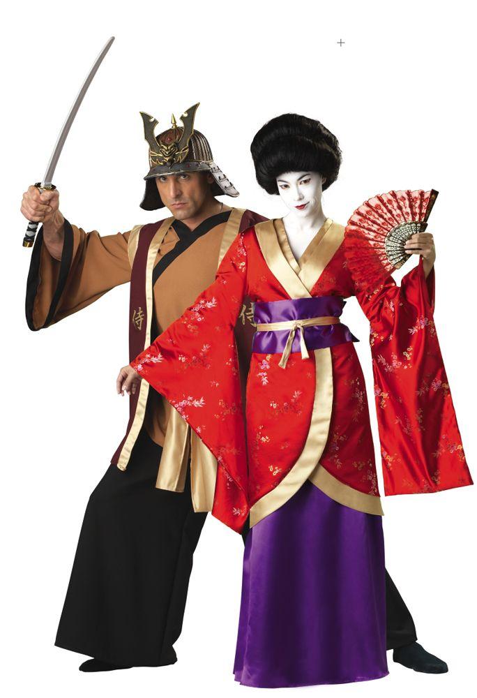 geisha u0026 samurai  sc 1 st  Pinterest & geisha u0026 samurai | Costume Ideas | Pinterest | Geisha and Samurai