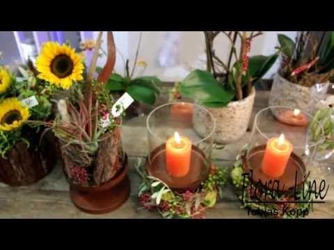 Deko Flora Line deko selber machen sonnenblumenstrauß anleitung blumen