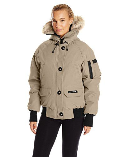 CANADA GOOSE Canada Goose Women S Chilliwack Bomber Coat.  canadagoose   cloth   5cc5f25d24