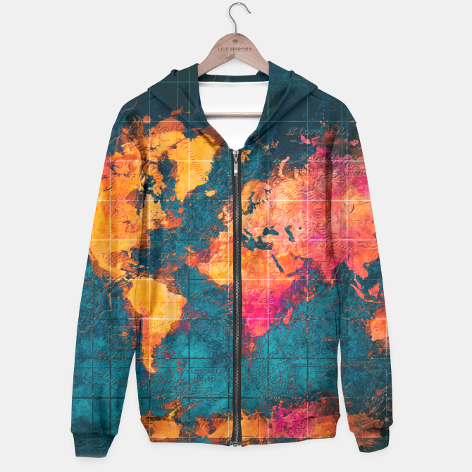 World map hoodie fashion and designe pinterest customer service world map hoodie gumiabroncs Choice Image