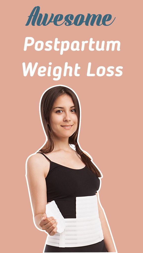 Lose weight around pubic area
