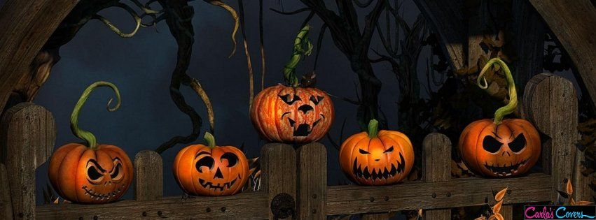 Pin By Bernice On Halloween Facebook Cover Images Facebook Cover