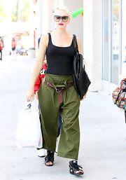 d757d6bfa37a99 Gwen Stefani Tank Top in 2019
