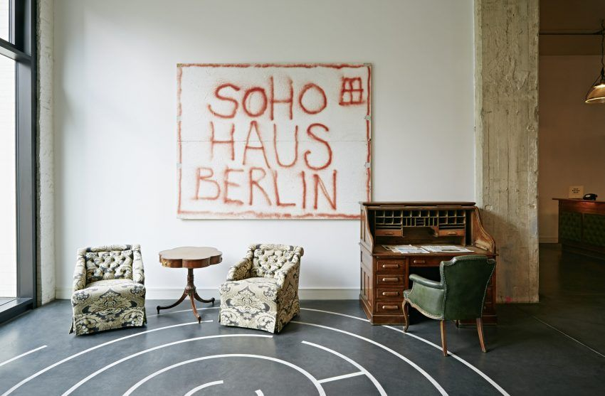 GERMANY DESIGN WORLD Luxusiöses Kreatives Hausdekor u2013 Soho House - design wohnzimmer ideen