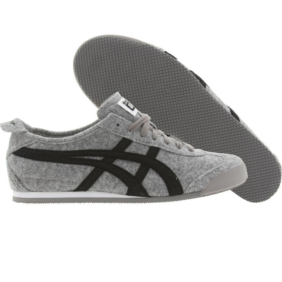 asics tiger shoes grey