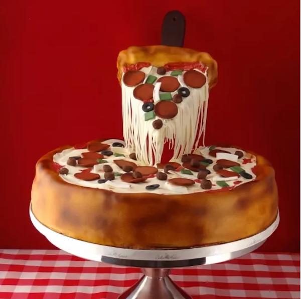 Le 10 gravity cake più belle - torte decorate che sfidano la legge di gravità! #gravitycake