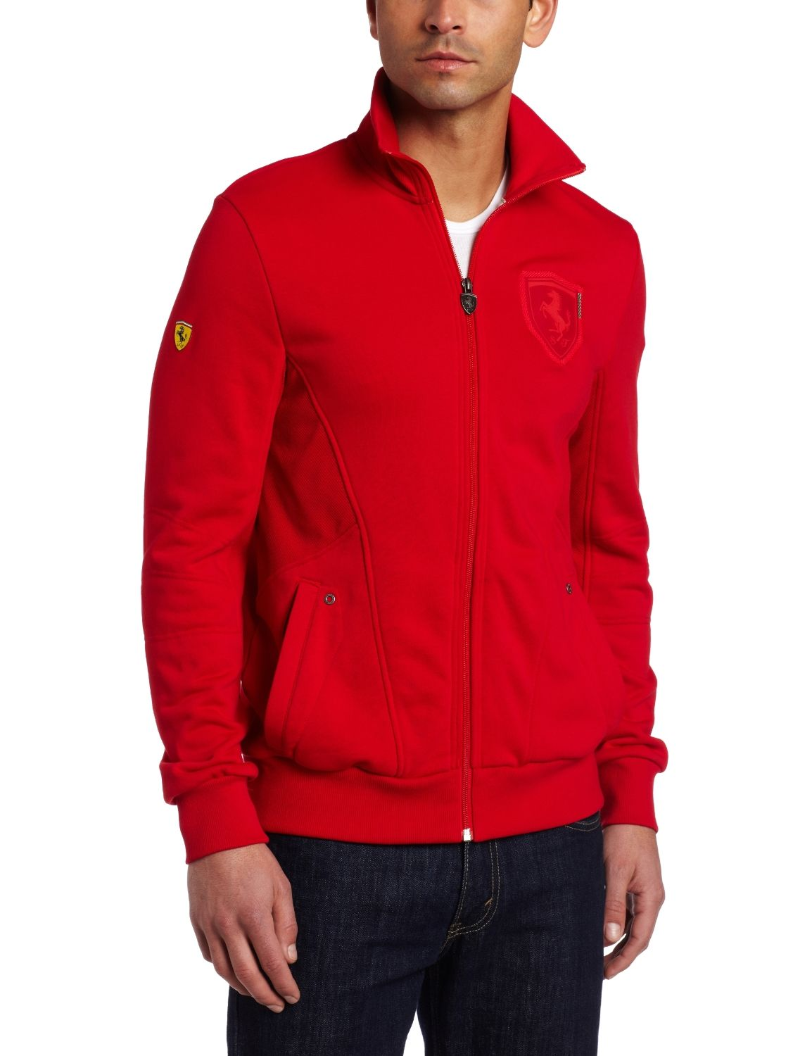 b5cefd55d9e9 Men s Fashion – Puma Apparel – Ferrari Sweat Jacket