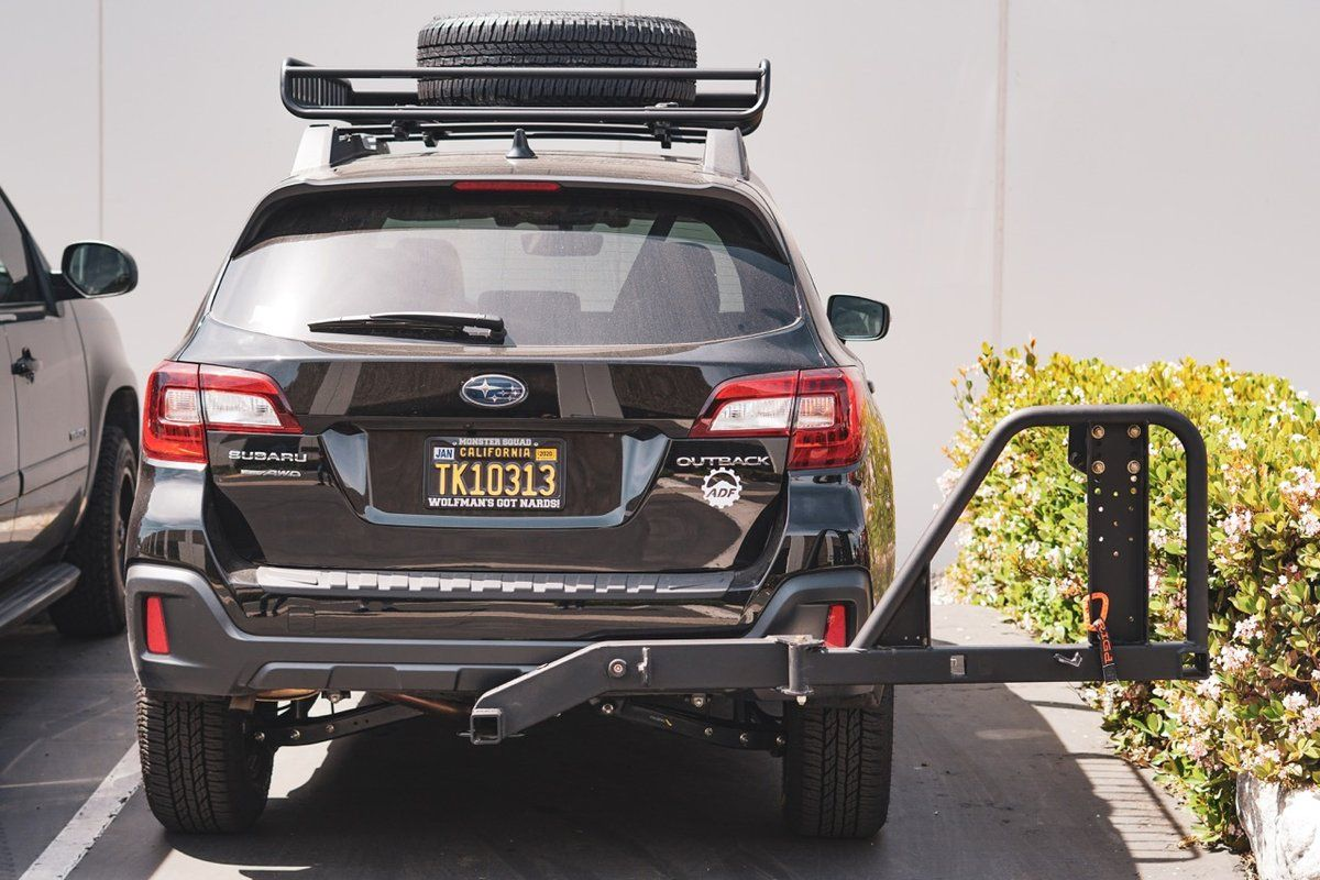 RIGd UltraSwing™ Hitch Carrier MultiFit in 2020 Hitch