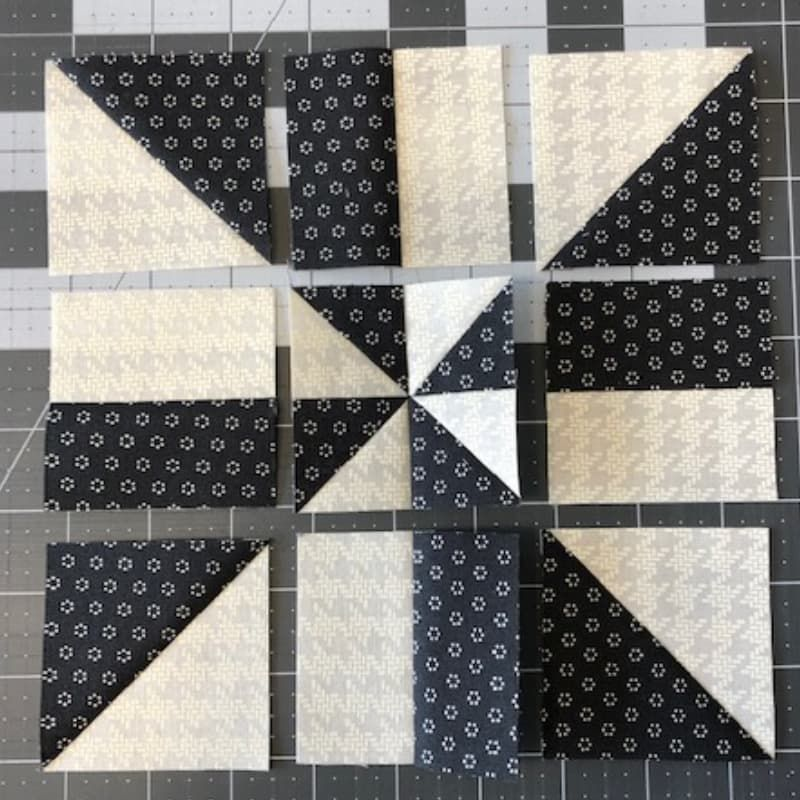 Quilting Magic: Tricks for Disappearing Blocks