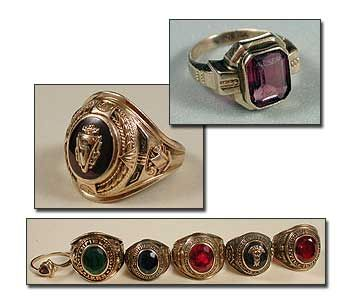 Class rings | class ring | Pinterest | Classy, Vintage and Graduation