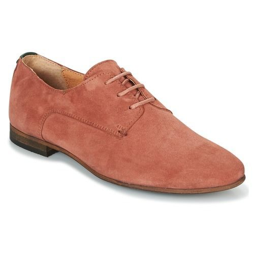 Chaussures Femme Derbies Kickers GALLA Rose clair   chaussures derby ... fe1e9ee506c1