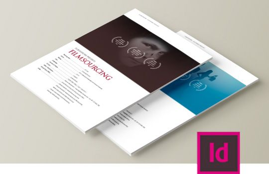 Business Plan Indesign Template Professional Business Plan. Business ...