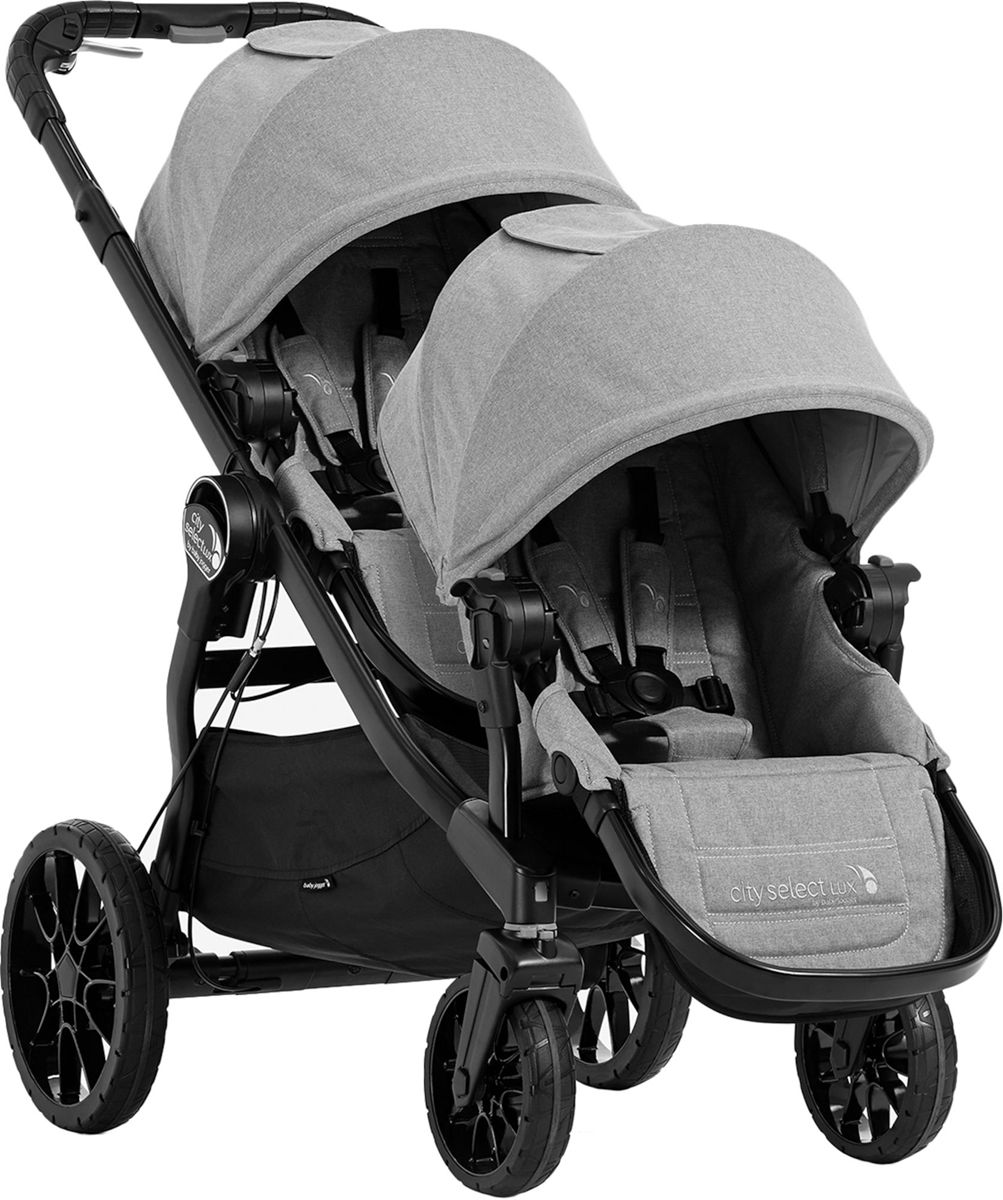 Kaufen Baby Jogger City Select LUX Sitzwagen, Hellgrau