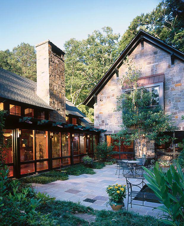 Tea2 architects mountain and brook home birmingham al rustic glam mod farmhouse house for Interior exterior birmingham al