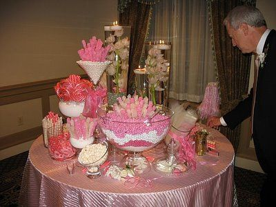 Wedding Candy Table Ideas   Candy Table Wedding Favors   Bodas ...