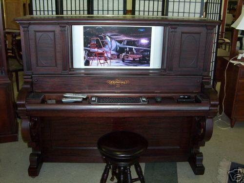 Computer piano compiano