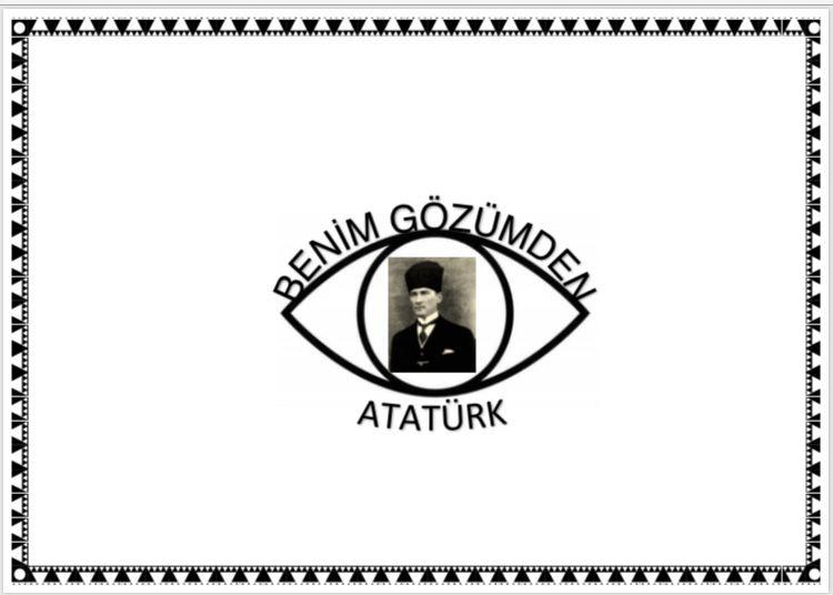 10 Kasim Etkinlikleri Benim Gozumden Ataturk Gozun Cevresine Resimle Ataturk U Anlatiyorum Cigdem Ogretmen Okul Oncesi Egitim Faaliyetler
