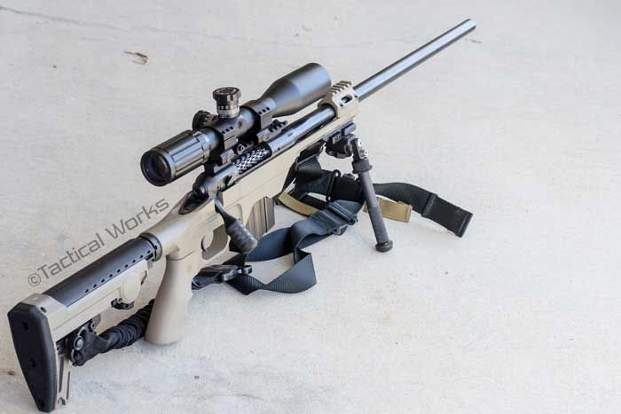 custom stocks for savage 111   MDT's LSS Chassis, Rifles