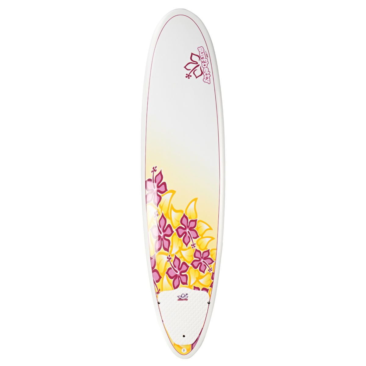 NSP Surf Betty Fun Surfboard - 7ft 6 | Free UK Delivery and Returns