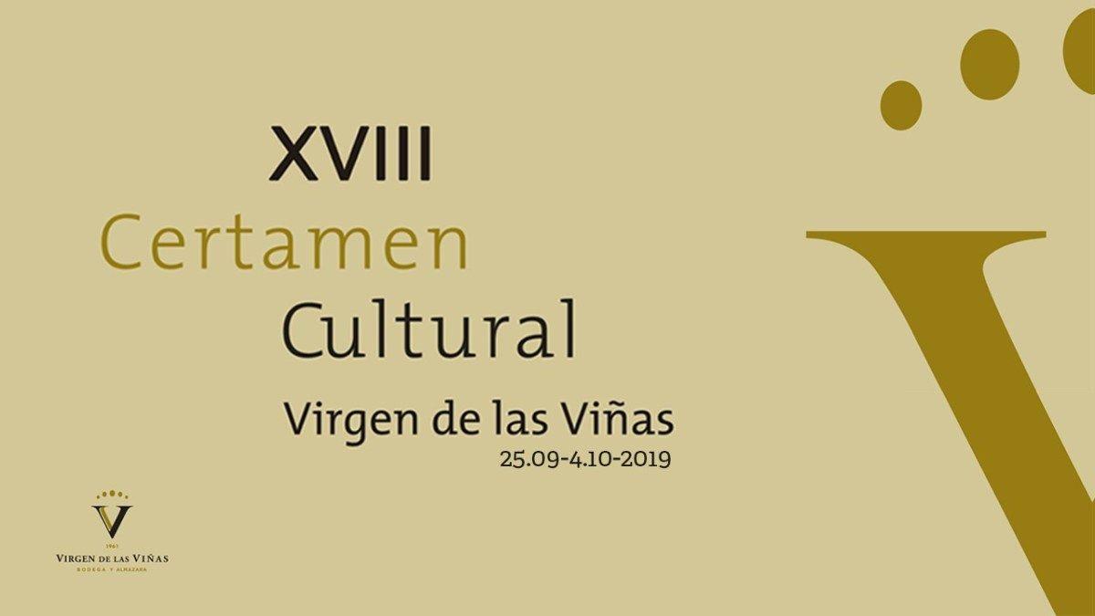 Xviii Certamen Cultural Virgen De Las Viñas Certamen Culturales Virgen