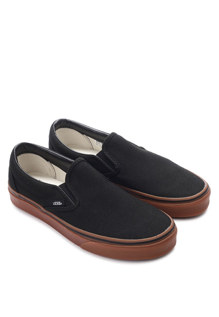 ca3e52b5db37 Classic Slip On (Gumsole) - Vans - Buy Online at ZALORA PH