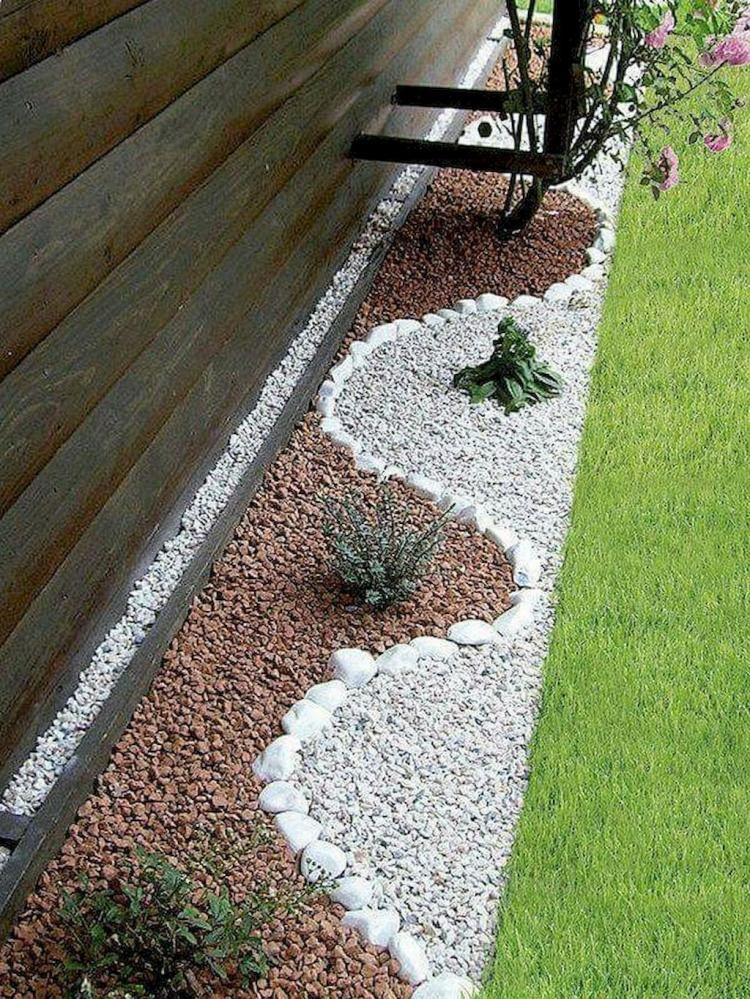 Garten Idee 70 fabulous rock garden ideas for backyard and front yard front