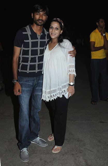 Aishwarya With her Husband Dhanush | Veethi